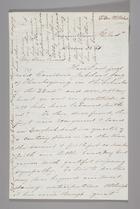 Letter from Sarah Pugh to Elizabeth Pease Nichol, December 28, 1865