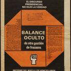 Tres años de gobierno : el discurso presidencial no dijo la verdad / Movimiento al Socialismo (Venezuela). (b2975188)