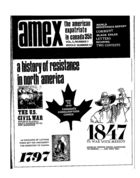 American Expatriate in Canada, Volume 2, Issue 7, Amex-Canada, Vol. 2 no. 7, Whole Number 23, 1970