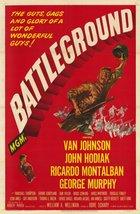 Battleground (1949): Shooting script