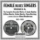 Female Blues Singers Vol. 8 H (1923-1928)