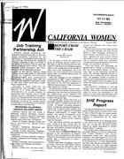 California Women: Bulletin, August 1983
