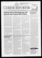 Cheese Reporter, Vol. 124, No. 48, Friday, June 9, 2000