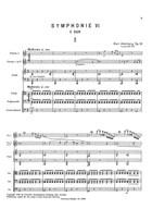 6. Sinfonie, Op. 31, C Major