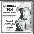 Georgia Tom (Thomas A. Dorsey) Vol. 1 (1928-1930)