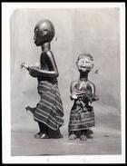 (1) Medicine-man; (2) priestess, figure 192