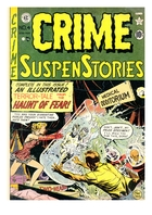 Crime SuspenStories no. 4