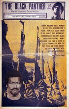 The Black Panther 4 no. 21:1-20 (April 25, 1970)