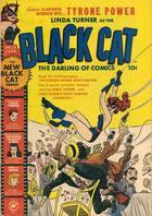 Black Cat Comics, Vol. 1 no. 23