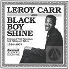 Leroy Carr & Black Boy Shine (1934-1937)