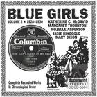 Blue Girls Vol. 2 (1928-1930)