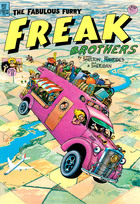 The Fabulous Furry Freak Brothers, no. 11