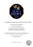 Play of Daniel (Short Score)