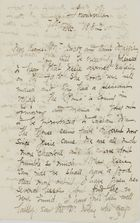 Letter from Ellie Love Macpherson to Robert and Maggie Jack, December 7, 1882