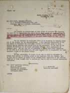 Letter from C. A. McIlvaine to Paul Grafe, November 18, 1932