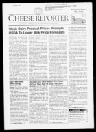 Cheese Reporter, Vol. 125, No. 1, Friday, July 14, 2000