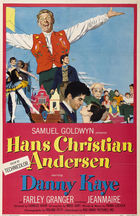 Hans Christian Andersen (1952): Continuity script