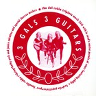 3 Gals 3 Guitars Band Flyer