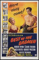 Best of the Badmen (1955): Shooting script