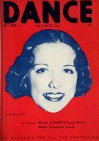 Dance (Magazine), Vol. 4, no. 4, July, 1938, Dance, Vol. 4, no. 4, July, 1938