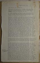 J. Weisskopf to Herr Sanitätarat, April 9, 1931