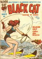 Black Cat Comics, Vol. 1 no. 7