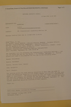 Memo from to Larry Rossin from M. Kay Joshi re: Congressional Leadership Meeting, September 8, 1994