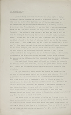 'Add to page 76 (a)' - Burial Customs, circa 1952