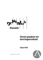 7 Pauken En Een Koperorkest, Op. 69