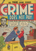 Crime Does Not Pay, Vol. 1 no. 124