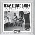 Texas Fiddle Bands, Vol. 1 (1925-1930)