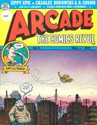 Arcade, The Comics Revue, no. 3