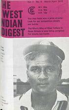 West Indian Digest, March/April 1973 Vol. 2, No. 9, The West Indian Digest, March/April 1973 Vol. 2, No. 9