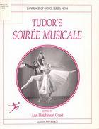 Language of Dance, No. 4, Tudor's Soirée Musicale
