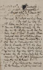 Letter from Ellie Love MacPherson to Robert and Maggie Jack, December 4, 1887
