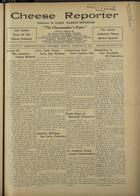 Cheese Reporter, Vol. 56, no. 25, February 29, 1932