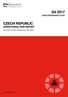 Czech Republic Operational Risk Report: Q4 2017