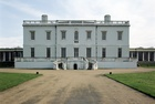Exterior of Queen's House, Greenwich, 1616-35 (photo)
