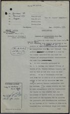 Draft of Letter from P. Rogers to S. W. C. Phillips re: Controlling Immigration from West Indies, October 1958