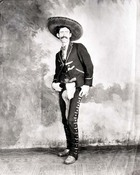 Photograph of a Charro in the Francisco Vega and Rosalinda Meléndez Company.