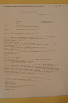 Memorandum from Brenda Hilliard to William H. Itoh and from Kristie A. Kenney to Brenda Hilliard re: Rwanda, August 2, 1994
