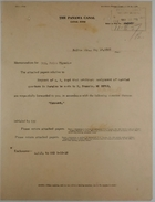 Cover Letter re: Attached Memo from A. S. Boyd to Mr. Green Concerning Married Quarters Assignments, May 15, 1925