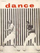 Dance Magazine, Vol. 28, no. 10, October, 1954