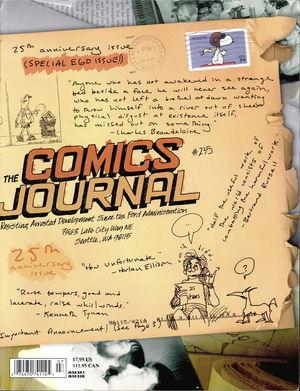 The Comics Journal, no. 235