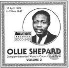 Ollie Shepard Vol. 2 (1939-1941)