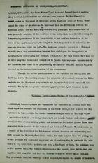 Bolshevist Activities at Essen, Bremen, and Neukoelln, November 1918
