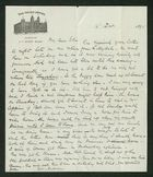 Letter from Robert Anderson to Edith Thompson, December 16, 1895