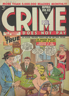 Crime Does Not Pay, Vol. 1 no. 62