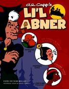 Al Capp's Li'l Abner: Complete Daily & Sunday Comics, Volume Three (1939-1940)