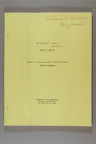 Report of a Four-Week Seminar Attended by Women from 22 Countries: Workshop 27 April -26 May 1960